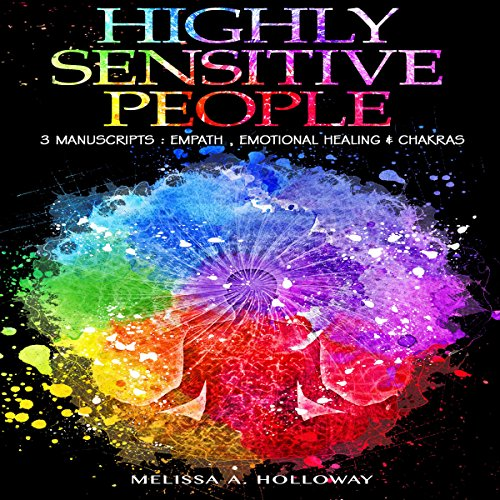 Highly Sensitive People: 3 Manuscripts audiobook cover art