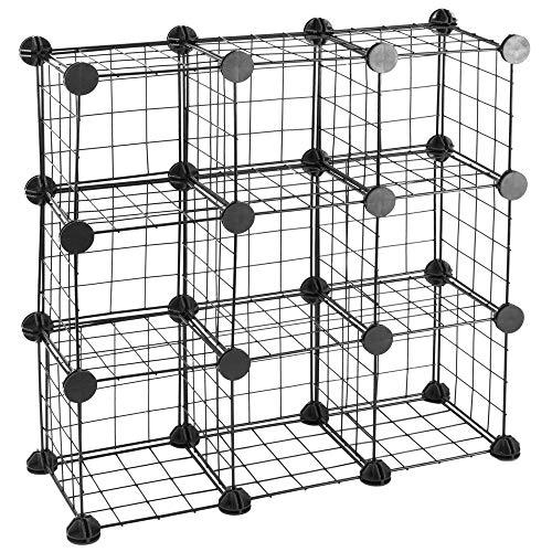 PrimeMatik - Armario Organizador Modular Estanterías