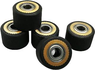 COLETECH 4pcs Pinch Roller for Mimaki Vinyl Cutting Cutter Plotter 4x10x14mm