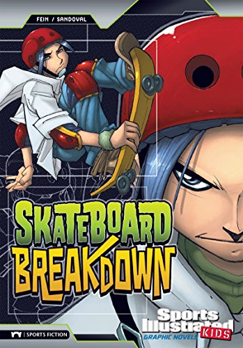 Skateboard Breakdown Sports Illustrated Kids Graphic Novels