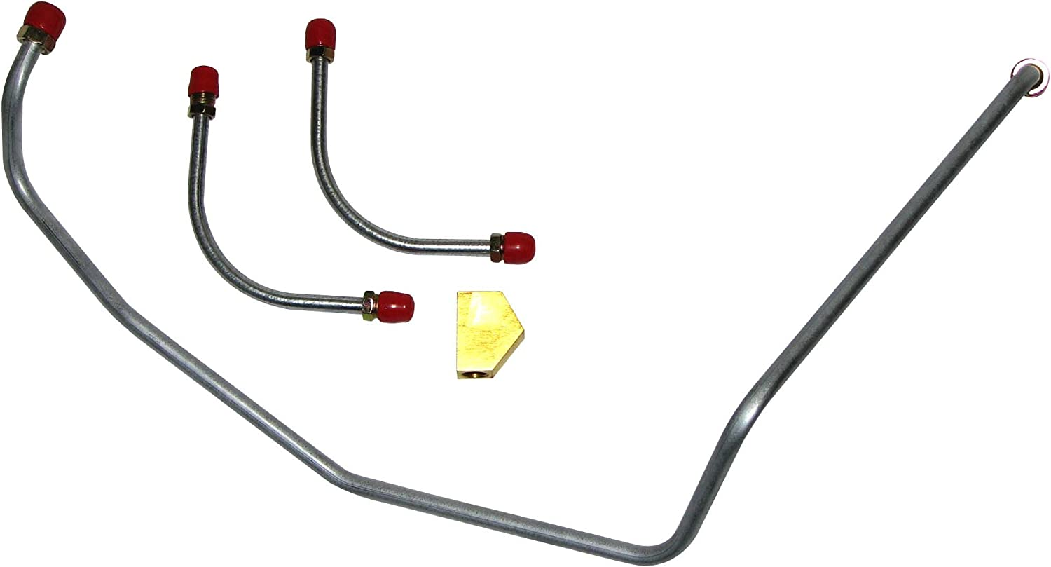 Max 77% OFF The Right Lowest price challenge Stuff FPC6975 Fuel Pump Piece 4 Line 3 to Carburetor