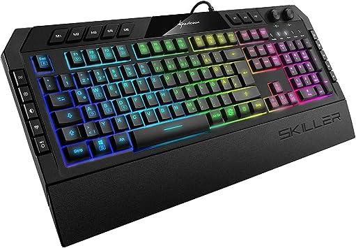 Sharkoon Skiller Gaming-Tastaturen unter 50 Euro