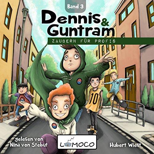 Zaubern für Profis (Dennis und Guntram 3) Titelbild