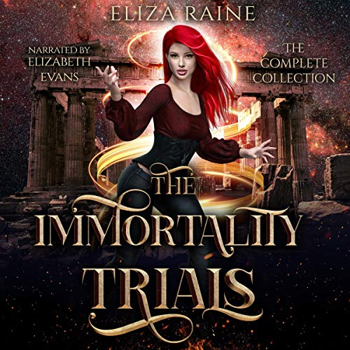 The Immortality Trials  By  cover art