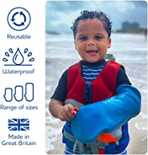 Bloccs Waterproof Protector for Casts, Child Short Arm, 4 - 9 years