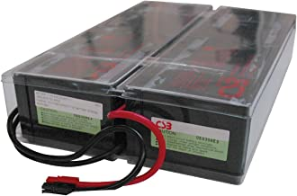 Tripp Lite Replacement Battery Cartridge for Select Tripp Lite & Other Major UPS Brand, 18 Month Warranty (RBC94-2U)