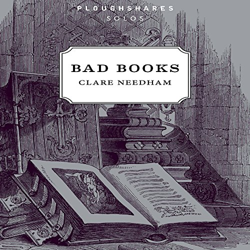 Bad Books audiobook cover art