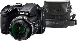 Nikon COOLPIX B500 Cámara Puente 16 MP CMOS 4608 x 3456 Pixeles 1/2.3 Negro - Cámara Digital (16 MP 4608 x 3456 Pixeles CMOS 40x Full HD Negro)