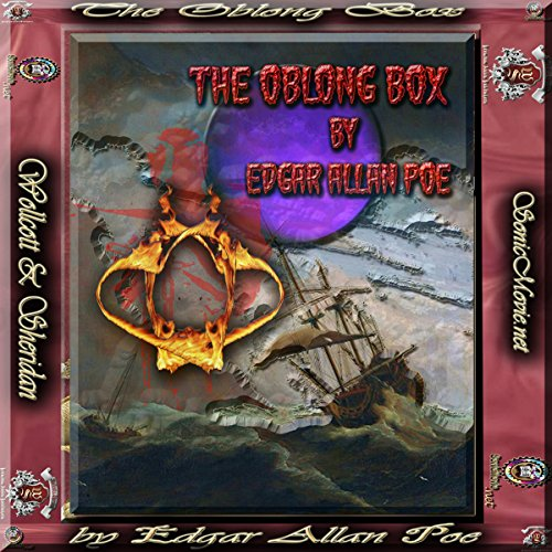 The Oblong Box  By  cover art