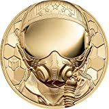 Power Coin Fighter Pilot Real Heroes 1 Oz Moneda Oro 250$ Cook Islands 2020