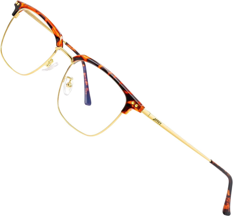 ATTCL Blue Light Blocking Glasses for men women Reduce Headache Anti Eye Fatigue computer glasses Unisex