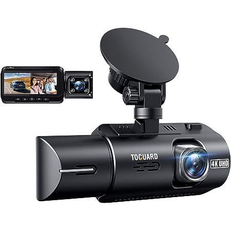 Toguard Dashcam 4k Gps Akku Dual Lens 2160p 1080p Auto Elektronik
