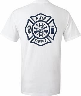 Firefighter T-Shirt Maltese Cross