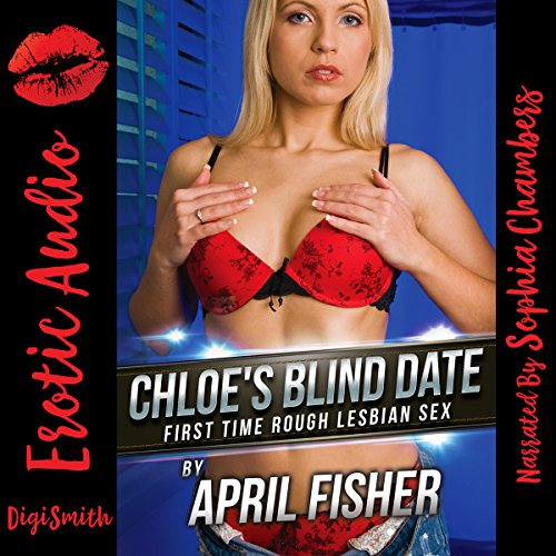 Chloe's Blind Date audiobook cover art