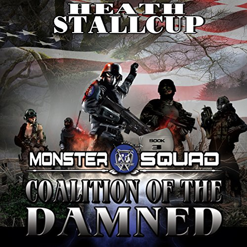 Couverture de Coalition of the Damned