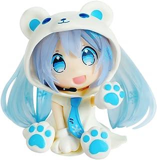 QTFHR 1 Box Action Figures, Cute Ornaments, Mini Cute Action Figure – Blue