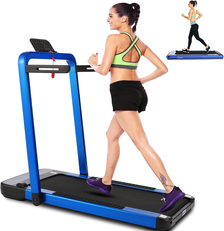 ANCHEER Fitness latest TR0803 service Treadmills for Under Treadmill Home Desk