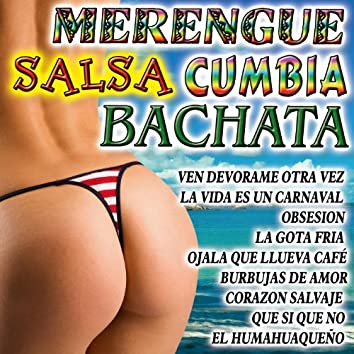 Salsa-Merengue-Bachata-Cumbia