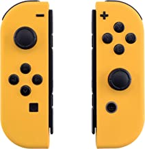 yellow joy con grip