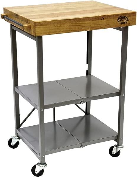 Bradley Smoker BTKITCART Foldable Kitchen Cart One Size