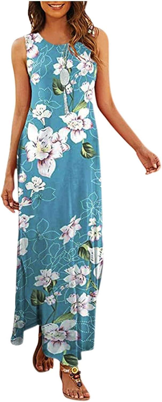 Smooto Mini Dress Mini Dress Formal Dresses for Teens White Floral Dress Dressy Tank Tops for Women (Mint Green 7,S)