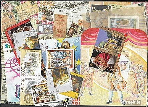 Prophila Collection Vatikanstadt 2007 kompletter Jahrgang in sauberer Erhaltung (Briefmarken für Sammler)