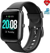 LIFEBEE Smartwatch, Reloj Inteligente Impermeable IP68 para