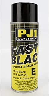 PJ1 Engine And Case Paint - Gloss Black 16-ENG