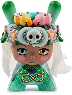 Kidrobot Arcane Divination: The Lost Cards Dunny - Nature by Camilla