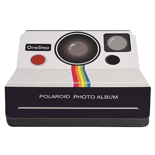 Polaroid Album photo scrapbook appareil-photo Vintage pour projets sur papier photo 5 x 7 cm (Snap, Zip, Z2300)