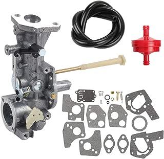 Venseri 498298 Carburetor with 494624 Carb Overhaul Kit for Briggs & Stratton 495951 112202 112212 112232 112252 112292 134202 135202 133212 130202 135200 112200 130200 Engine