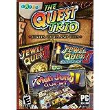 The Quest Trio: Jewel Quest II / Jewel Quest II: Solitaire / Mah Jong Quest (輸入版)