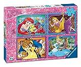 Disney Princesas Puzzle, 4 a&ntildeos (Ravensburger 06857)