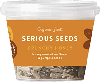 Serious Foods Seeds - Crunchy Honey, 120 g