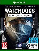 Watch Dogs Complete Edition (Xbox One) UK IMPORT REGION FREE
