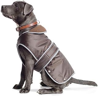 e1d7cab100 Ancol Pet Products Muddy Paws - Cappotto Stormguard con finiture  riflettenti per cani