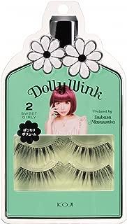 Dolly Wink Koji Eyelashes by Tsubasa Masuwaka, Sweet Girly
