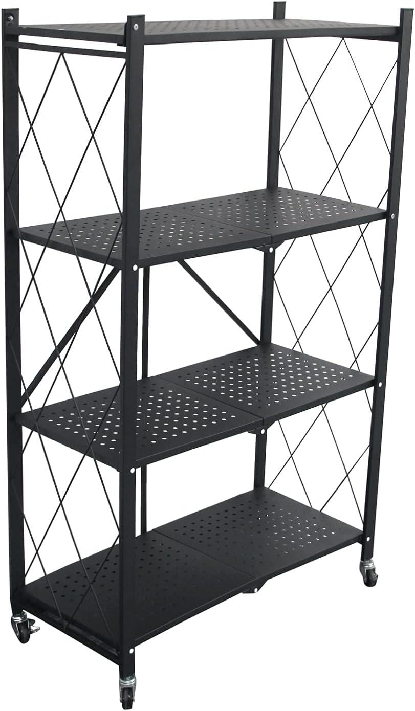 Storage Rack 受注生産品 お得なキャンペーンを実施中 4-Shelf Install-Free Duty Shelving U Heavy