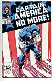 Captain America #332 (Captain America No More!)