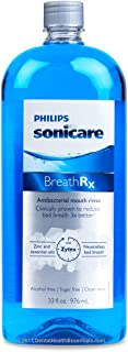 BreathRx Anti-Bacterial Mouth Rinse (33oz Bottle)