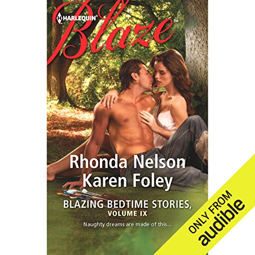 Blazing Bedtime Stories, Volume IX audiobook cover art