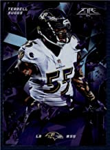 Football NFL 2015 Topps Fire Onyx #10 Terrell Suggs #10 NM+ Ravens