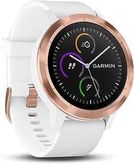 Garmin vívoactive 3 GPS Fitness Smart Watch - Pre-installed Sports Apps, GPS Sensor, Contactless Pay with Garmin Pay, m