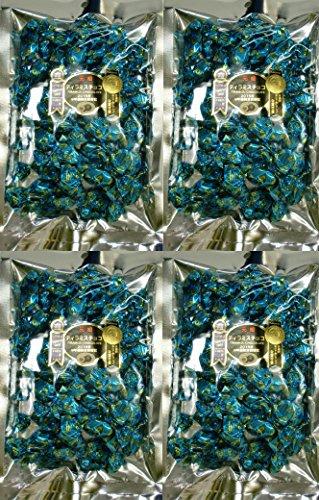 久慈食品 ティラミスチョコ 162g × 4個セット