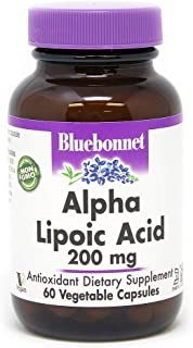 BLUEBONNET NUTRITION ALPHA LIPOIC ACID 200 mg