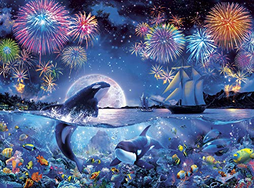 1000 piece puzzles orca - 6