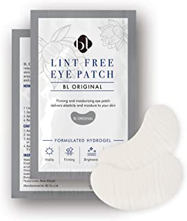 BL Lashes Lint Free Eye Patches | Accessoires voor wimperextensies | Professionele oogkussentjes (10 Patches)