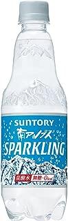 〔飲料〕 サントリー 南アルプス スパークリング 500mlPET 2ケース (1ケース24本入) SUNTORY(サントリー天然水)(強炭酸水)(タンサン)
