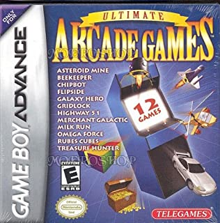 Ultimate Arcade Games / Game