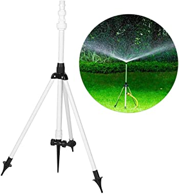 Sprinkler Water Tripod Sprinkler Sprayer Device Agriculture Irrigating Garden Lawn Watering, Movable, Portable, Durable, Practical